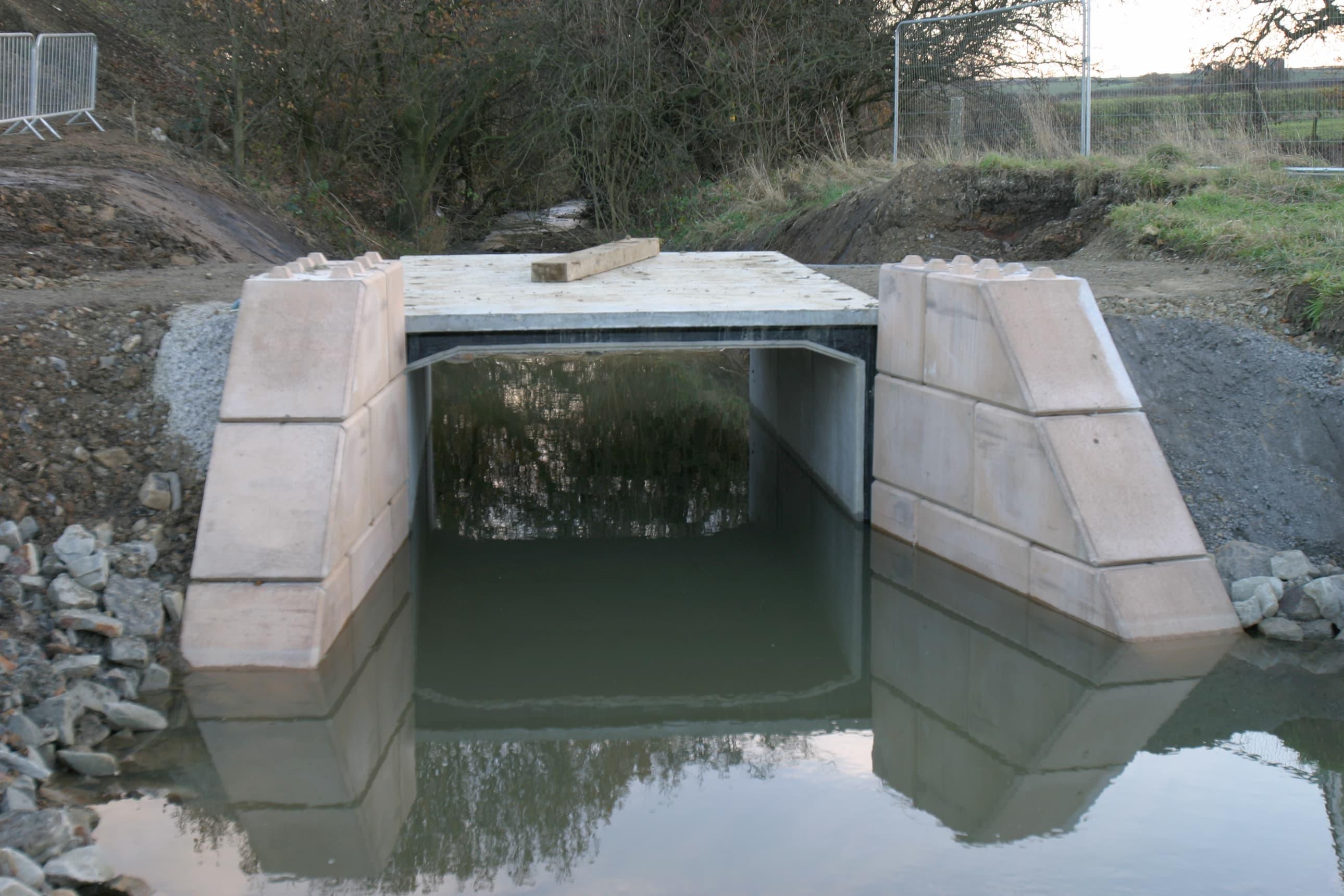 Camel Precast Bridge Water Management